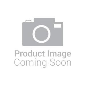 Ted Baker - Vit kortärmad skjorta med lövmönster - Ljusblå
